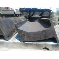 60 % Natural Rubber Marine Unit Element Rubber Fenders For Dock Fendering Manufactures