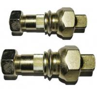 Buy cheap ASME B18.6.3 Hex Head Bolt Heavy Truck / Car Wheel Bolts M6 - M100 Size from wholesalers