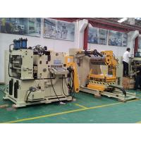 Buy cheap Low Noise Disc Feeder Leveling Machine Automatic Coil Straightening Machine from wholesalers