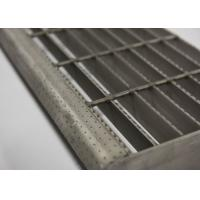 Buy cheap Composite Galvanised Steel Steps, Metal Step TreadsWith  Checkered Plate from wholesalers