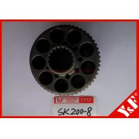 Buy cheap Kobelco Excavator Spare Parts Cylinder Block For SK200-8 Travel Motor from wholesalers