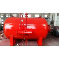 Wholesale Carbon Steel 10 Ton Foam Bladder Pressure Vessel Tank Horizontal Type from china suppliers