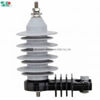 Buy cheap High Voltage Lightning Arrester Without Gap 15kv Polymer Housed Type from wholesalers