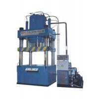 Buy cheap 7.5KW  Hydraulic Metal Press Machine ,  Moveable Pedestal Power Press Hydraulic Machine from wholesalers