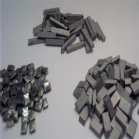Buy cheap Wood Metal Cutting Tungsten Carbide Saw Tips Power Tool Parts Customized Size from wholesalers