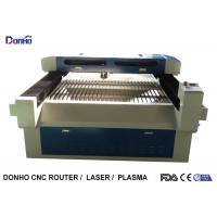 Buy cheap Sheet Metal Laser Cutting Machine , Co2 Laser Cutting Equipment Low Energy Waste from wholesalers