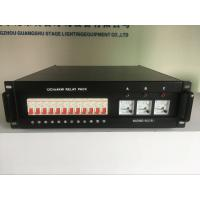 Buy cheap Professional LED Stage Lighting Control 12CH 4KW Power Pack Dimmer from wholesalers