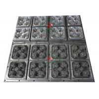 Buy cheap 4 Cavities Molded Paper Pulp / Aluminum Cup Carrier Pulp Moluded Toolings from wholesalers