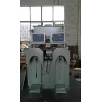 China Cement / Clay Auto Bagging Machines , Dual Spout Valve Bag Filling Machine on sale