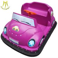 Buy cheap Hansel  wholesale outdoor car games for kids ride on car 2018 electric bumper car from wholesalers