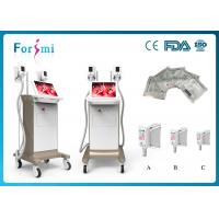 Buy cheap 15 inch screen cryolipoliza machine cool tech body shaping fat ice slim freez fat loss 6cm from wholesalers