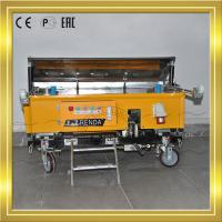 Buy cheap High Efficiency Single Phase 220V Power For Cement Wall Plastering Machine from wholesalers