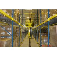 Buy cheap 10 - 24m Height Warehouse ASRS Systems Stacker Crane Max 5T Capacity from wholesalers