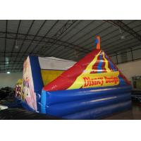 Buy cheap Disney mickey mouse inflatable obstacle course inflatable circus obstacle course for sale combo inflatable bouncer from wholesalers