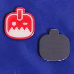 Buy cheap fantastic new design fridge magnet badge, soft magnet printing gift badge from wholesalers
