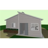 Buy cheap Heat Insulation Steel Frame 3 Bedroom Modular Homes South Africa Prefab Villa from wholesalers