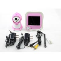 Buy cheap Battery operated 420 TV line Wireless Baby Video Monitor built -in  microphone / speaker from wholesalers