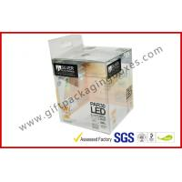 Buy cheap Collapsible/Transparent Plastic Clamshell Packaging product