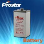 Buy cheap Prostar vrla battery 2v 300ah from wholesalers