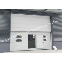 Buy cheap Rapid Insulation Industrial Garage Doors Fast Automatic Shutter Doors For Hangar / Garage from wholesalers