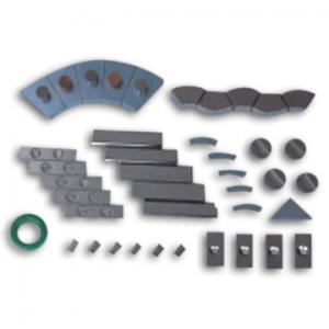 largest neodymium magnet block Manufactures