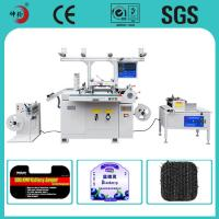 Automatic Two Seat Die Cutter Machine For Back Light Module / Flexible Circuit Board Manufactures