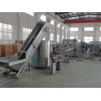 Wholesale Automatic Beverage Manufacturing Equipment / Square PET Bottle Unscrambler from china suppliers