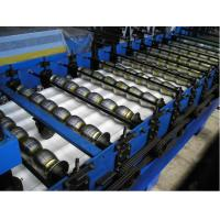 Wholesale Roof Sheet Tile Roll Forming Machine in Wall / Roof Construction for Outdoor Decoration from china suppliers