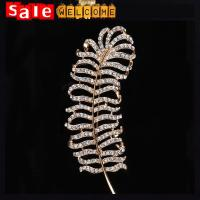 Buy cheap Men's Suit Brooch Double Leaves Button Label Pins,Long Brooches Pin Brooch Bouquet Corsage from wholesalers