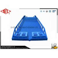 Buy cheap Warehouse Movable Container movable container ramp With handle pump from wholesalers