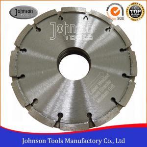 Fast Cutting Tuck Point  Diamond Blades For Hard Granite 150 Mm Medium Grit