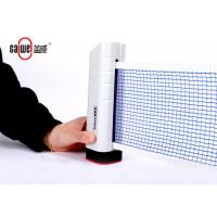 Wholesale Interior Retractable Table Tennis Net Set , Compact Portable Ping Pong Table Kit from china suppliers