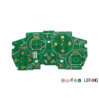 Buy cheap 1.6mm Thickness Communication PCB ENIG PCB Printed Circuit Board 4 Layers from wholesalers