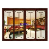 Buy cheap Multi Color Exterior Sliding Doors , Sliding Screen Door For Residential Building from wholesalers