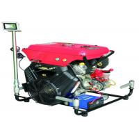 Buy cheap Two Stage Special Vehicles Portable Fire Water Pump Highest Lift 145m from wholesalers