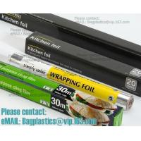 Buy cheap foil on roll, foil, aluminium, emboss, kitchen foil, wrapping foil, baking foil, clingfilm from wholesalers