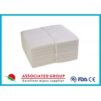 Buy cheap Hospital Dry Baby Wipes Organic Eco Friendly Medical Dry Wipes from wholesalers