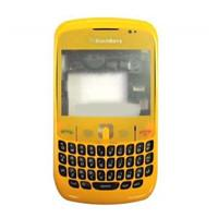 Wholesale BLACKBERRY Curve 8520 Light Yellow Housing (Blackberry housings) from china suppliers