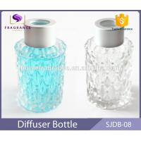 40 ml Round Glass Reed Diffuser Bottles Mason Jars With Color Painted Manufactures