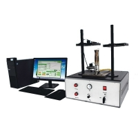 Buy cheap CSN EN 367 / ISO 9151 Fire Testing Equipment Heat Transfer Index Test Apparatus from wholesalers