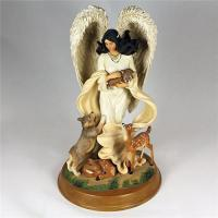 Buy cheap Resin Angel Statues / Figurines from wholesalers