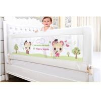 Infant Protable Safety Bed Rails Of Fashion Design, One Hand  Folding  Bed Rail Manufactures