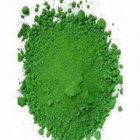 Buy cheap 98% Chromium Oxide Green with Strong Coloring Strength and Good Dispersion from wholesalers