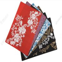 Wholesale European large style silicone dining table mat from china suppliers
