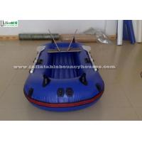 Buy cheap Pool Rigid Inflatable Boats , Handing Painting Inflatable Pontoon Boats from wholesalers
