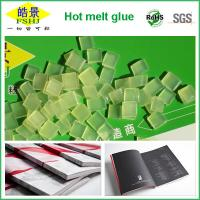 Transparent Bookbinding Hot Melt Glue With Fluidity Strong Adhesive Yellow Granule