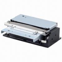 Buy cheap 2-inch Thermal Printer Mechanism, 12V, Selectable Full and Partial Cut from wholesalers