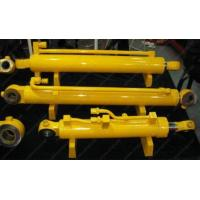 Buy cheap Piston Type Hydraulic Steering Cylinder / Welded Hydraulic Cylinder from wholesalers