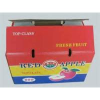Buy cheap Felxo Color Printed Factory Price Corrugated Carton Box from wholesalers