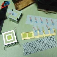 Wholesale 2.2g/Cc PCM Phase Change Material Pad Power Semiconductors Laptop Cooling from china suppliers